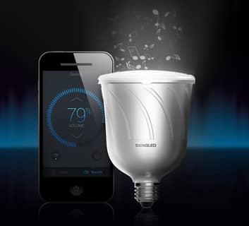 Sengled Pulse LED-muzieklamp 2 per set, E27 8W