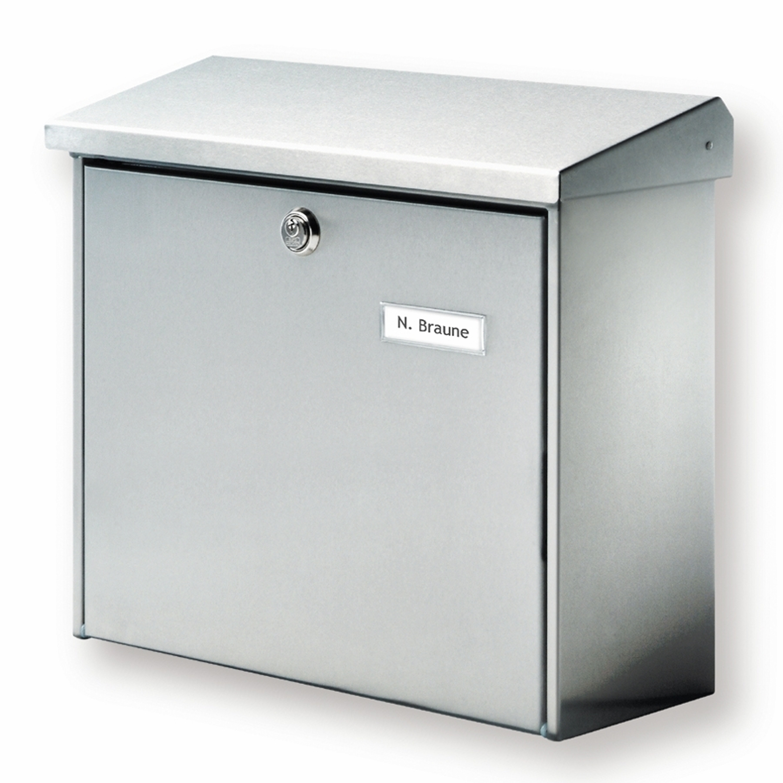 Stainless steel letterbox Comfort_1532028_1