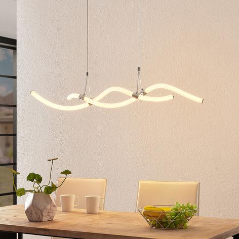 Lucande Wewa -LED-riippuvalaisin, Switch-Dim