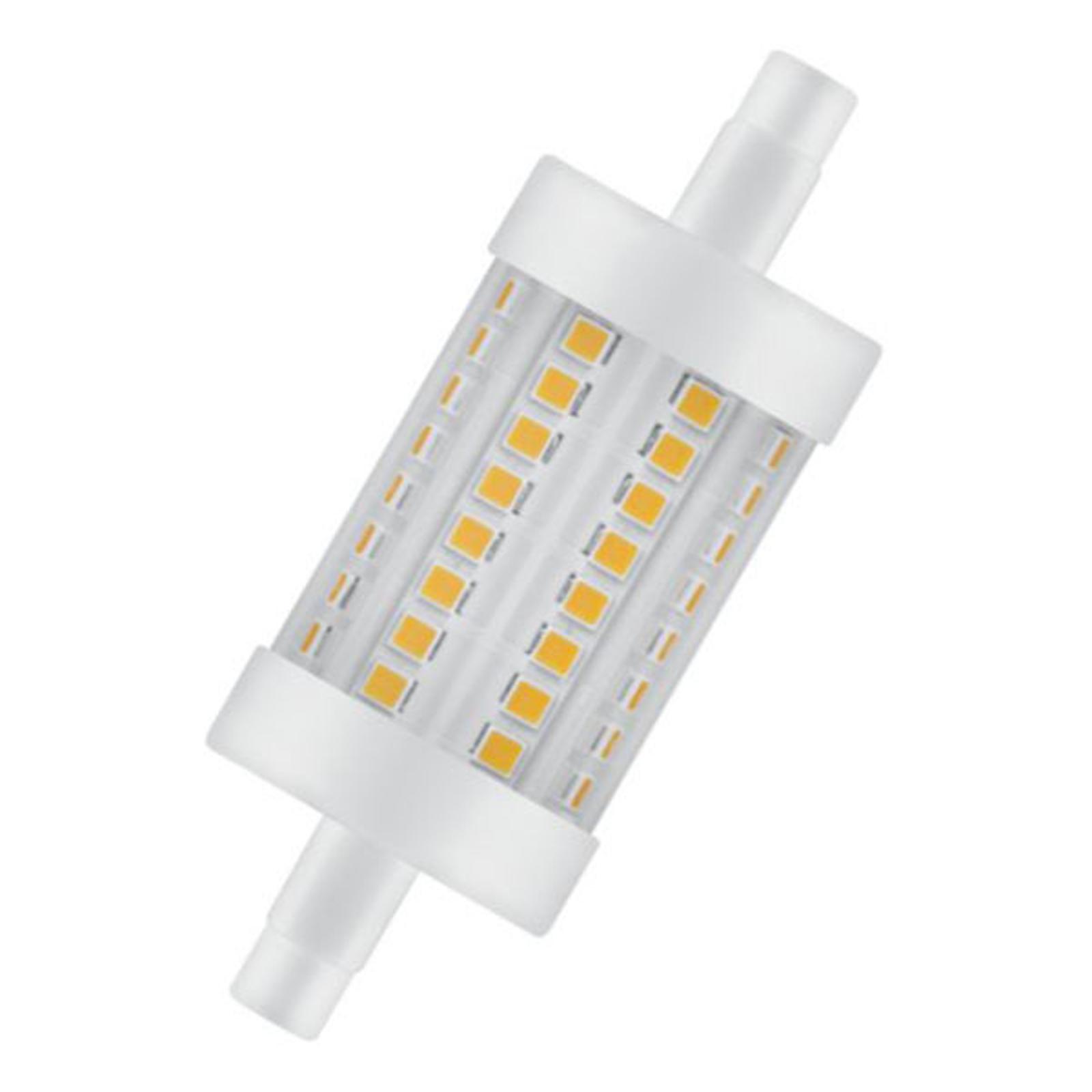 OSRAM LED-pære R7s 7W 2700K