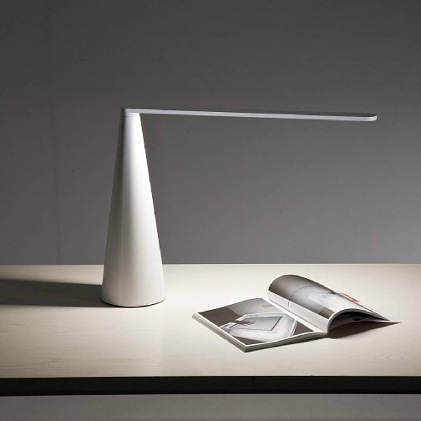 Martinelli Luce Elica lampe à poser LED, 38 cm