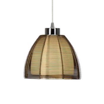 Pendellampa Relax, 1 lampa, 19 cm brons