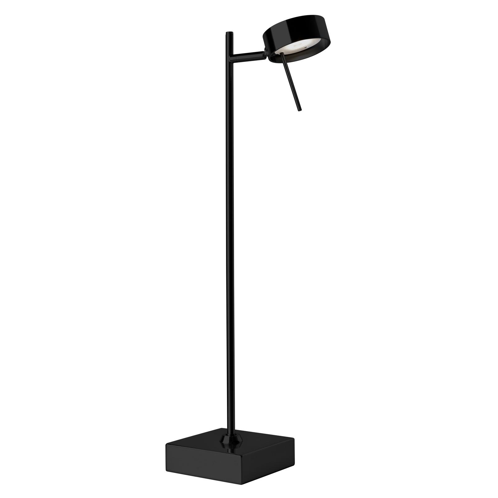 LED-Tischleuchte Bling, Dimmer, einflammig schwarz