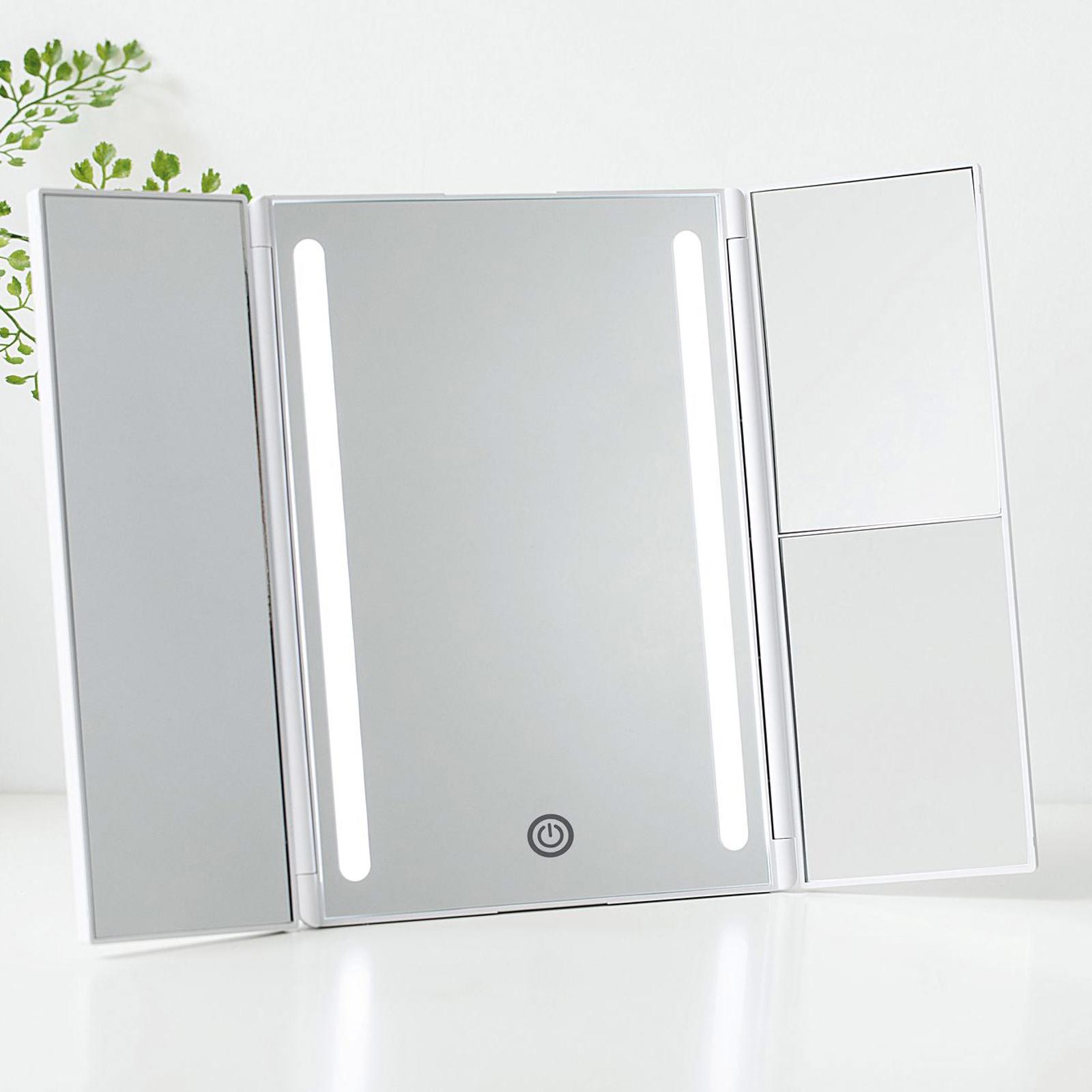 Pauleen Chic Glamour Mirror LED-sminkespeil