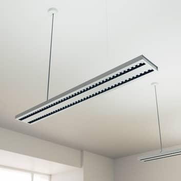 LED-Pendelleuchte Konstantin fürs Arbeitszimmer