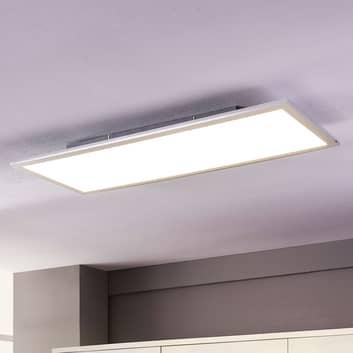Lindby Livel panel LED, 4.000K, 80 cm x 30 cm