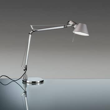 Artemide Tolomeo Mini bordlampe, alu, med fod