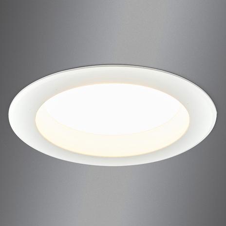 Oprawa wpuszczana LED ARIAN z mocnym światłem