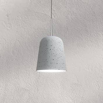 Casablanca Clavio S keramikpendellampa Ø 12 cm