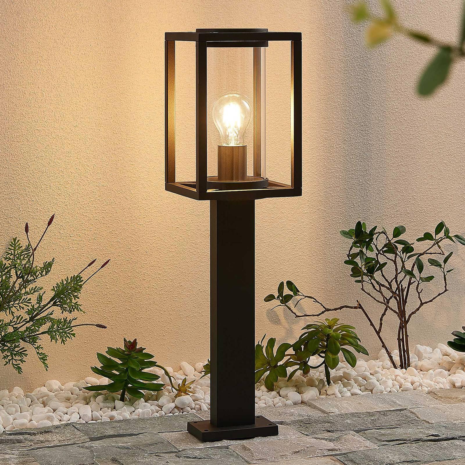 Lucande Ferda słupek oświetleniowy, wysokość 60 cm