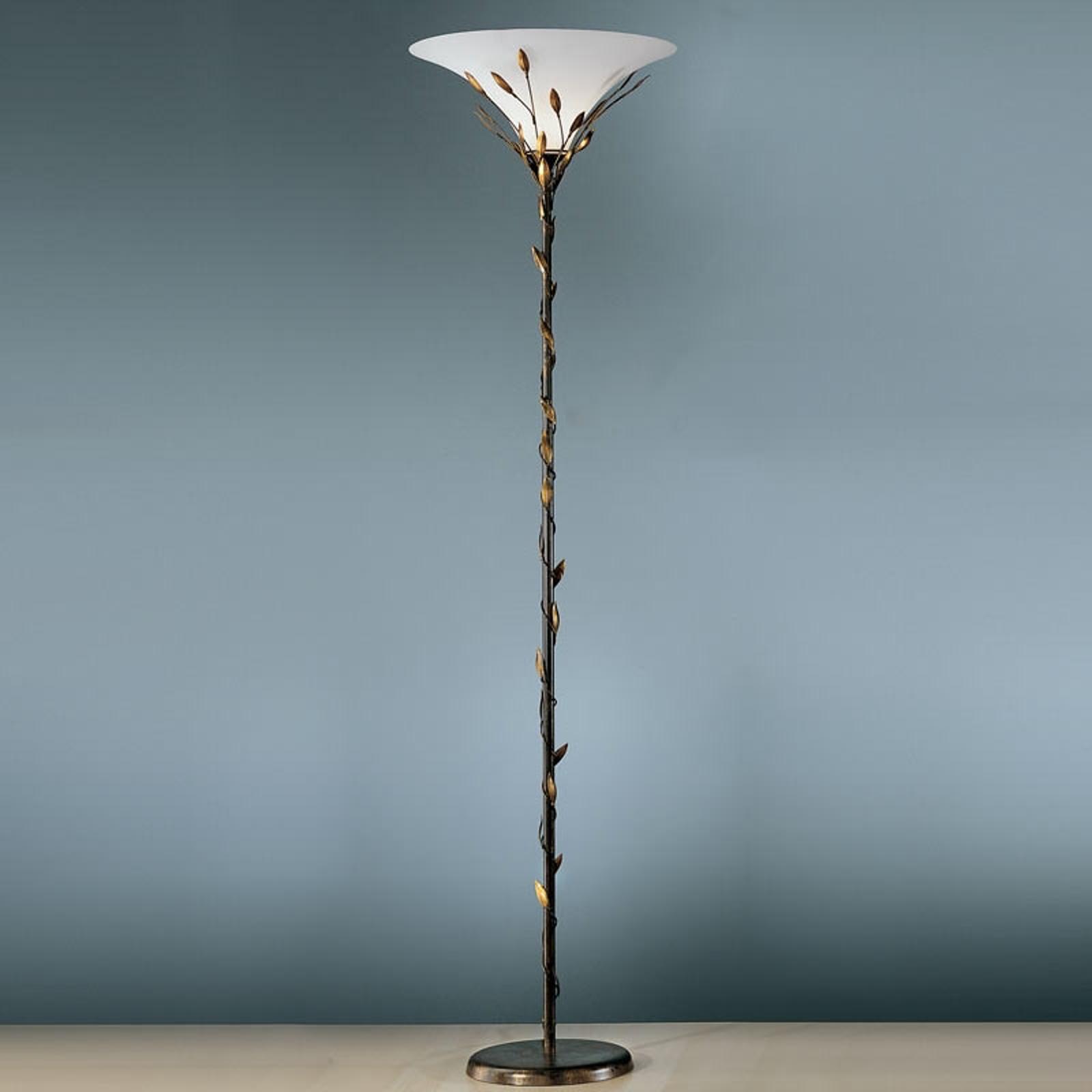 Golvlampa Campana by Uta Kögl - med dimmer