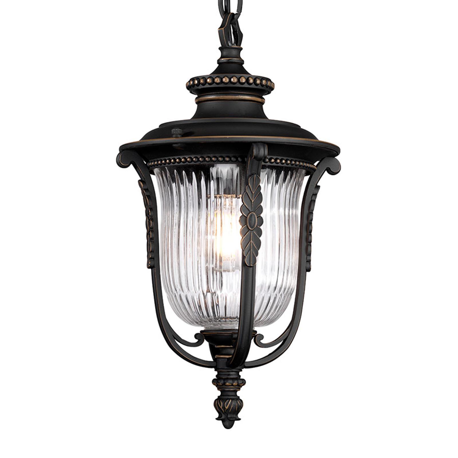 Hanglamp Luverne voor buiten
