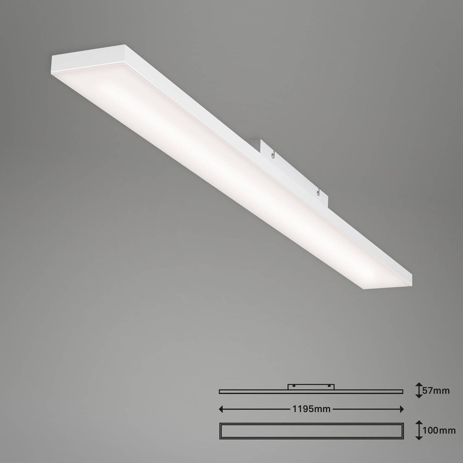 Lampa sufitowa LED Frameless RGBW, 120x10cm
