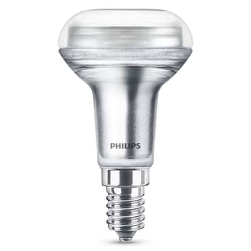 Philips E14 4, 3W 827 LED-reflektor R50, dimbar