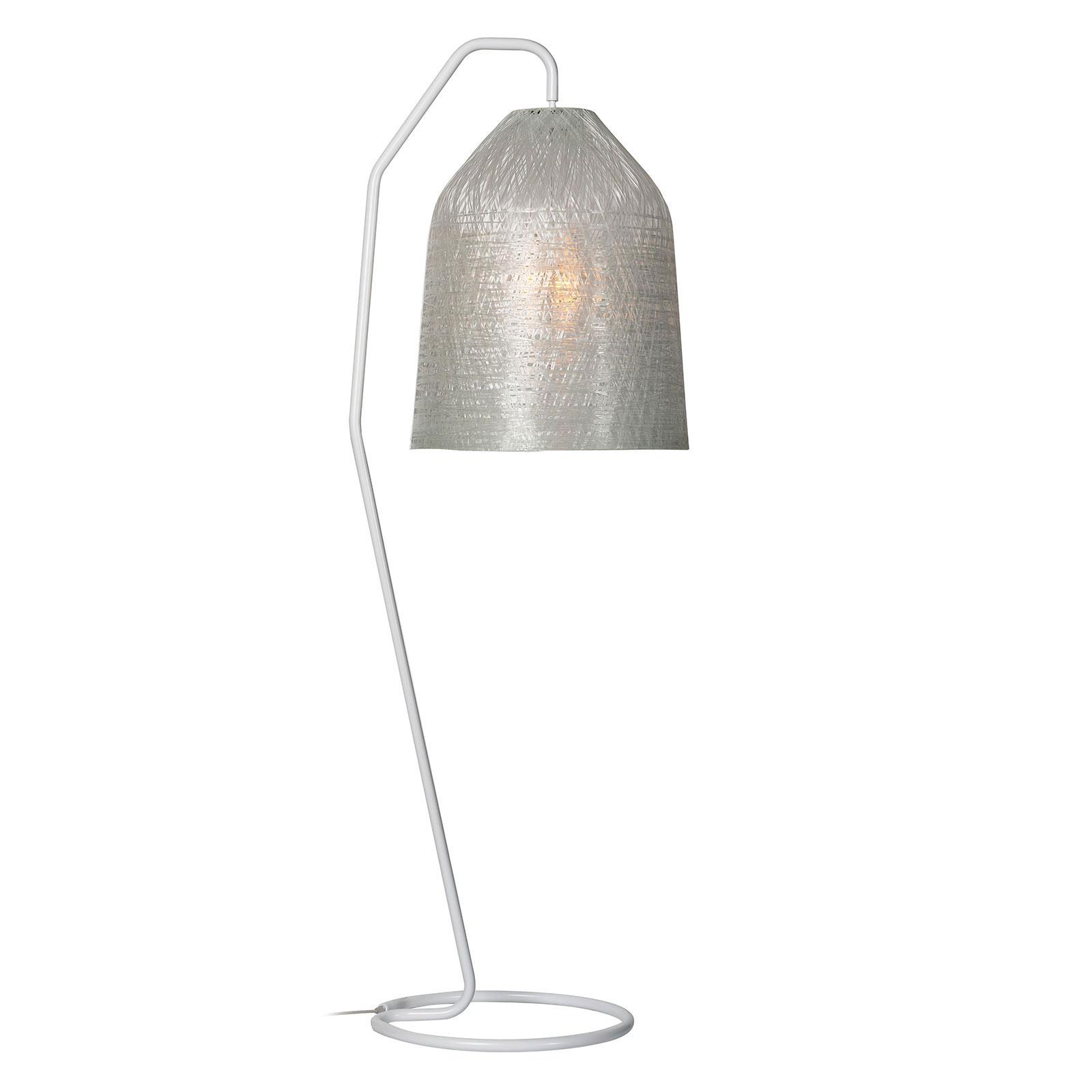 Karman Black Out lampa stojąca 180cm przezroczysta