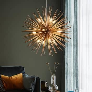 Hanglamp Soleil in goud