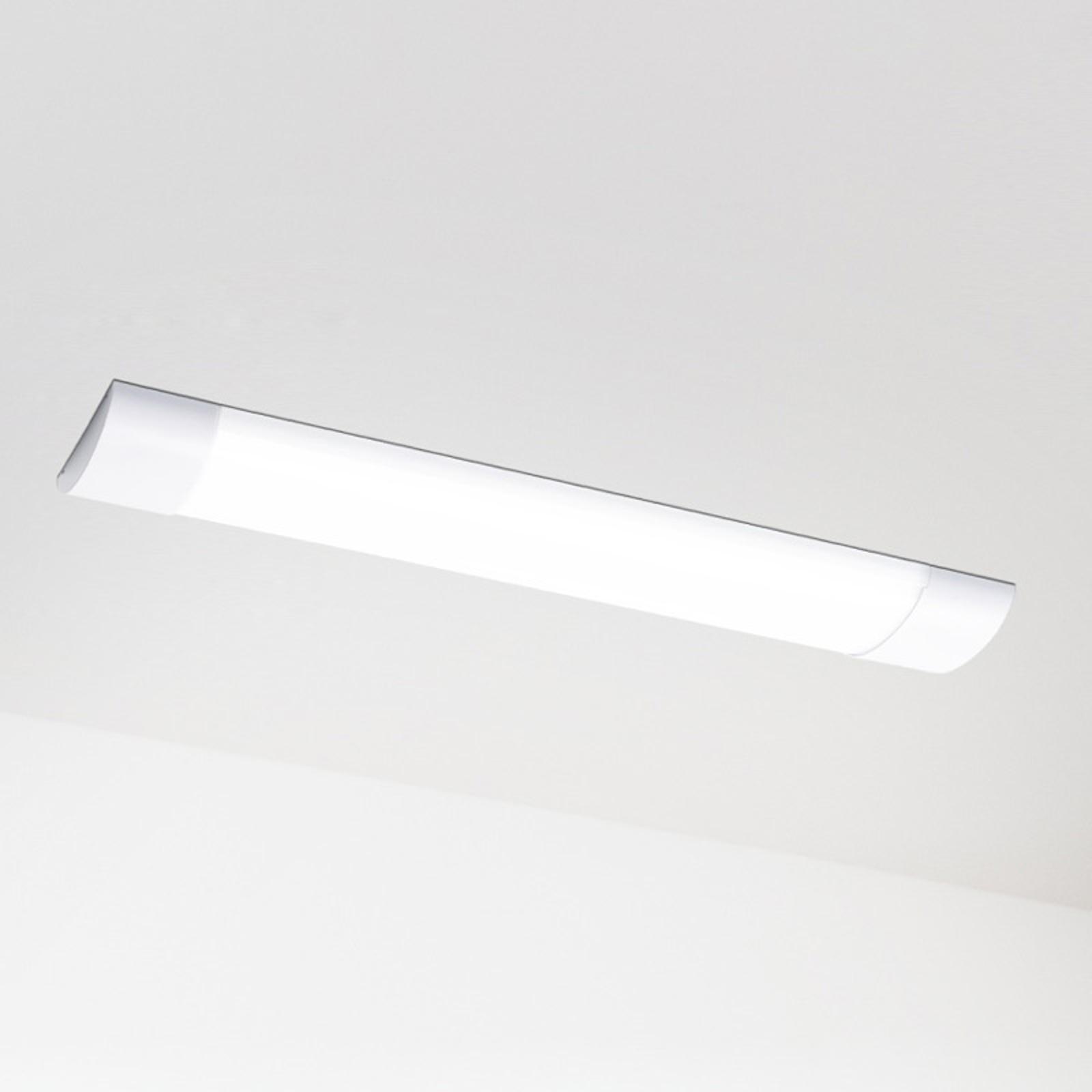 Lampa sufitowa LED Scala Dim 120 z aluminium
