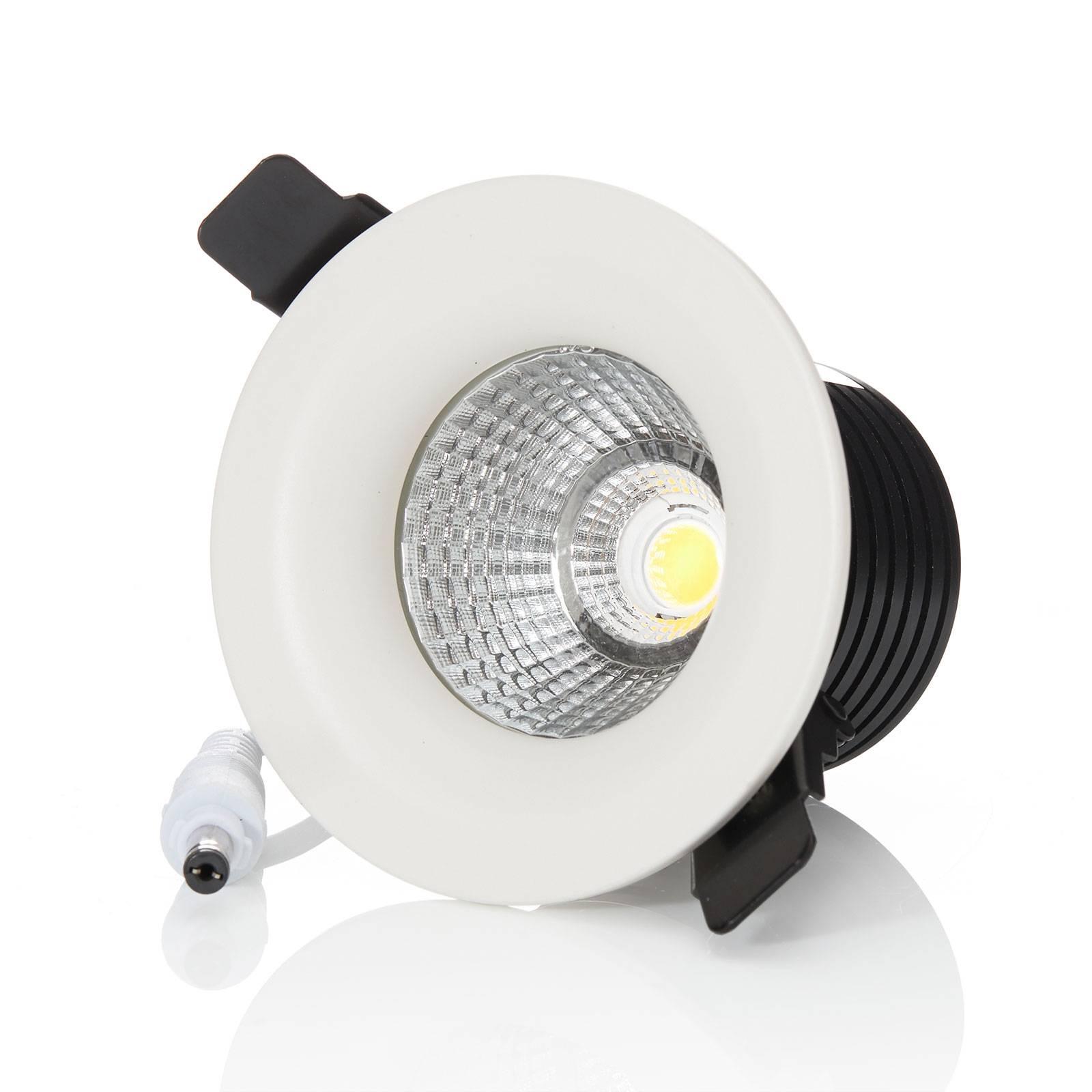 Arcchio Fortio spot LED incasso 3000K 30° bianco