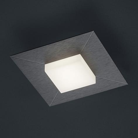 BANKAMP Diamond plafondlamp 17x17cm