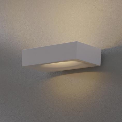 Hvid LED væglampe Melete, 2.700 K