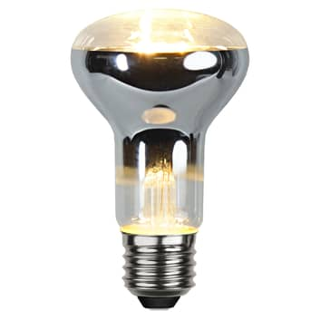 LED-reflektor E27 R63 4W 2.700K, klar