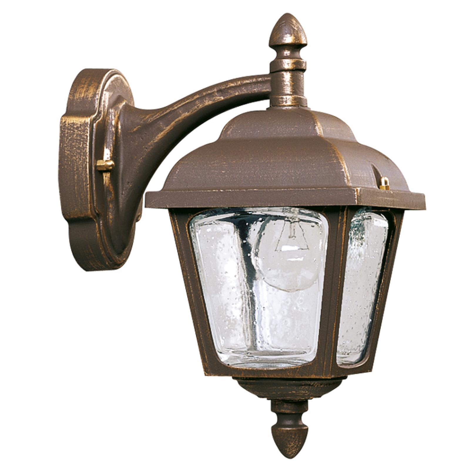 Zewnętrzna lampa ścienna LANDHAUS 716 B