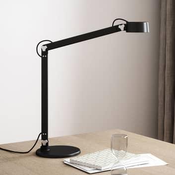 LED-skrivbordslampa Nobu, 3-i-1-set