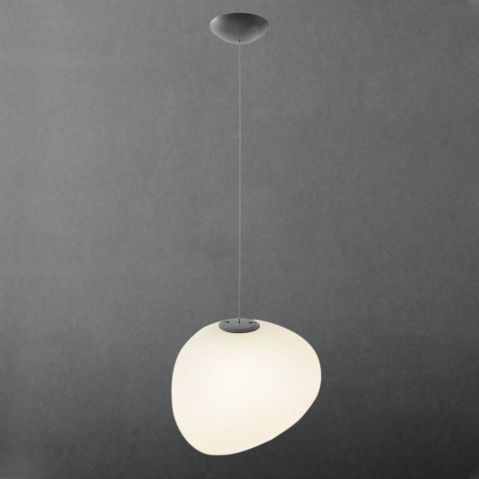 Foscarini Gregg piccola hængelampe, grafit