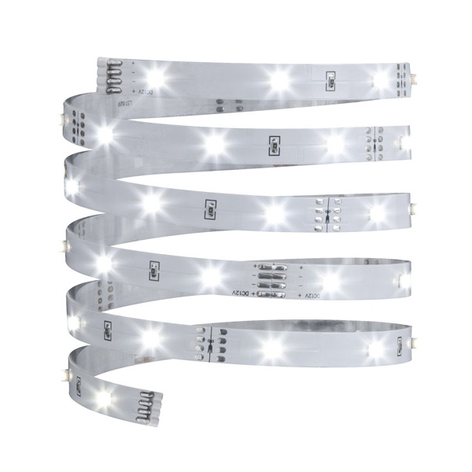 3m pitkä LED-nauha YourLED Eco perusvalkoinen
