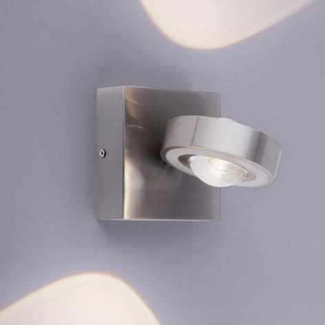 Paul Neuhaus Q-MIA applique LED, acciaio