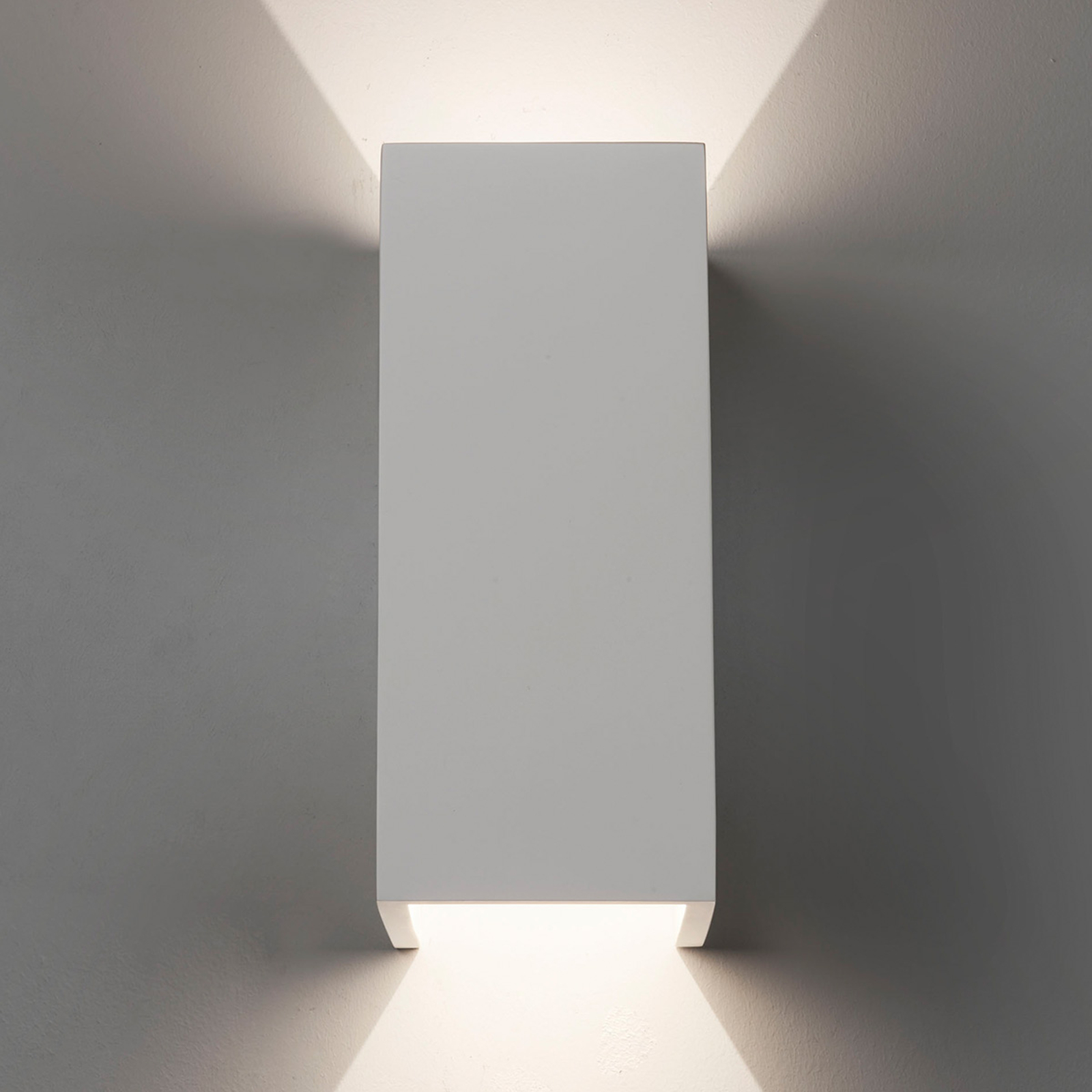 Astro Parma 210 applique LED en plâtre, 2700K