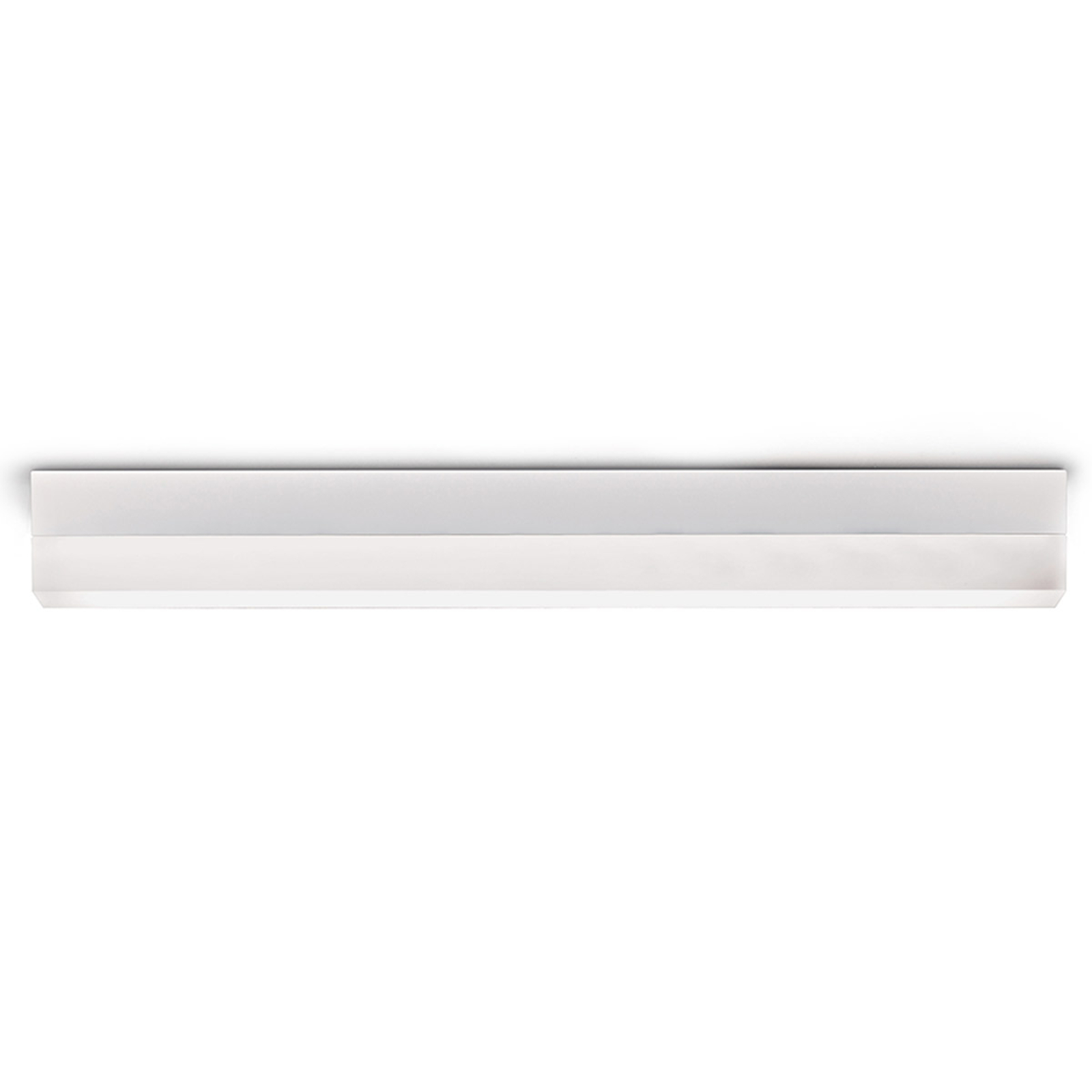 Plafoniera LED Righa 42 W 5300 lumen bianco 90 cm