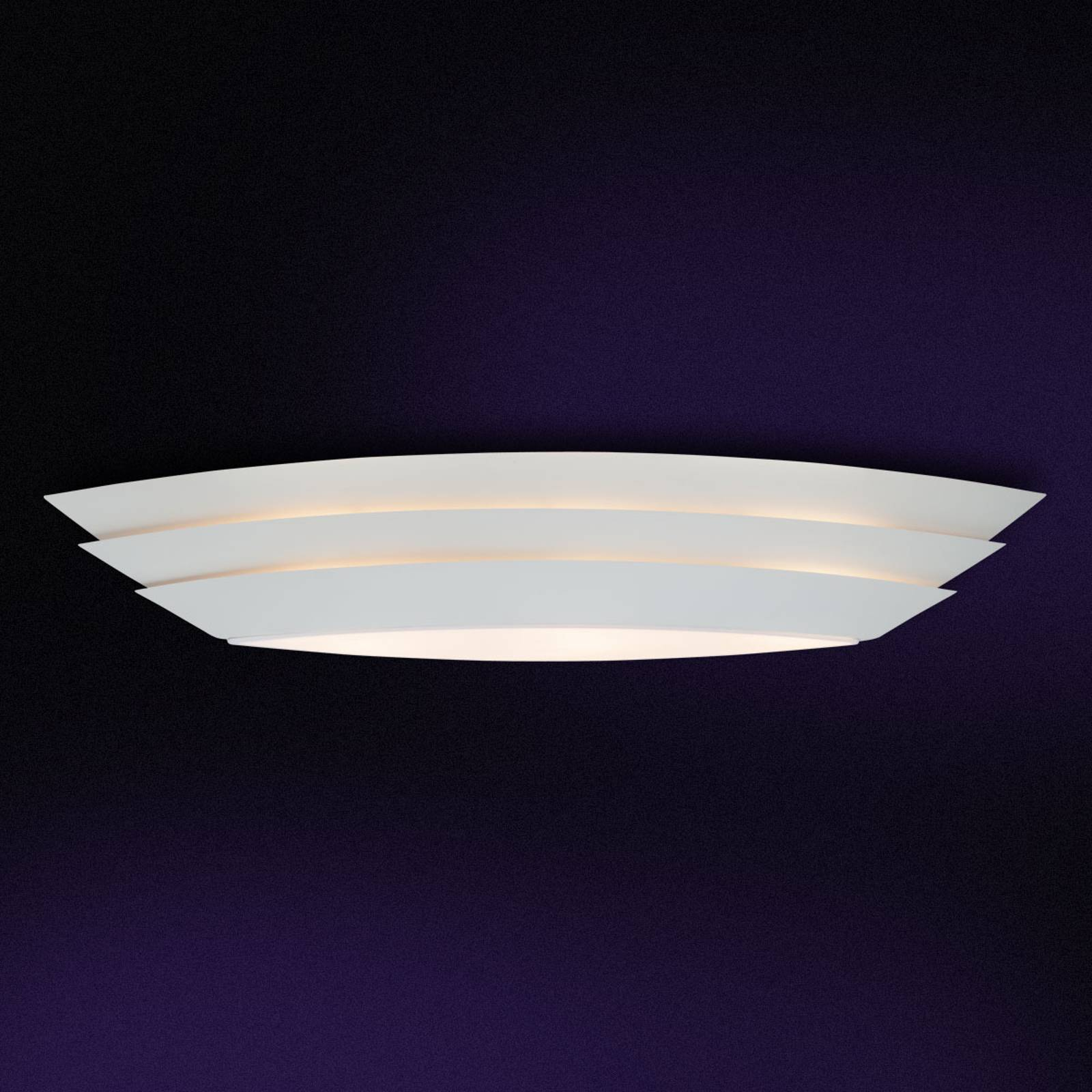 Lampa sufitowa SHIP o ciekawej formie