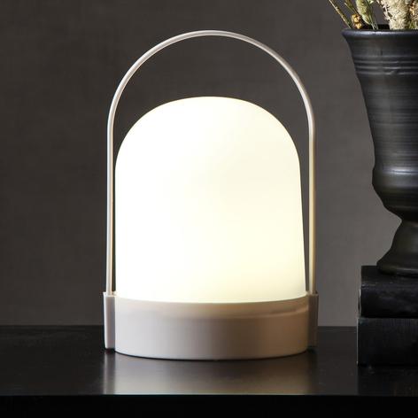 Lette LED stolní lampa s časovačem, baterie