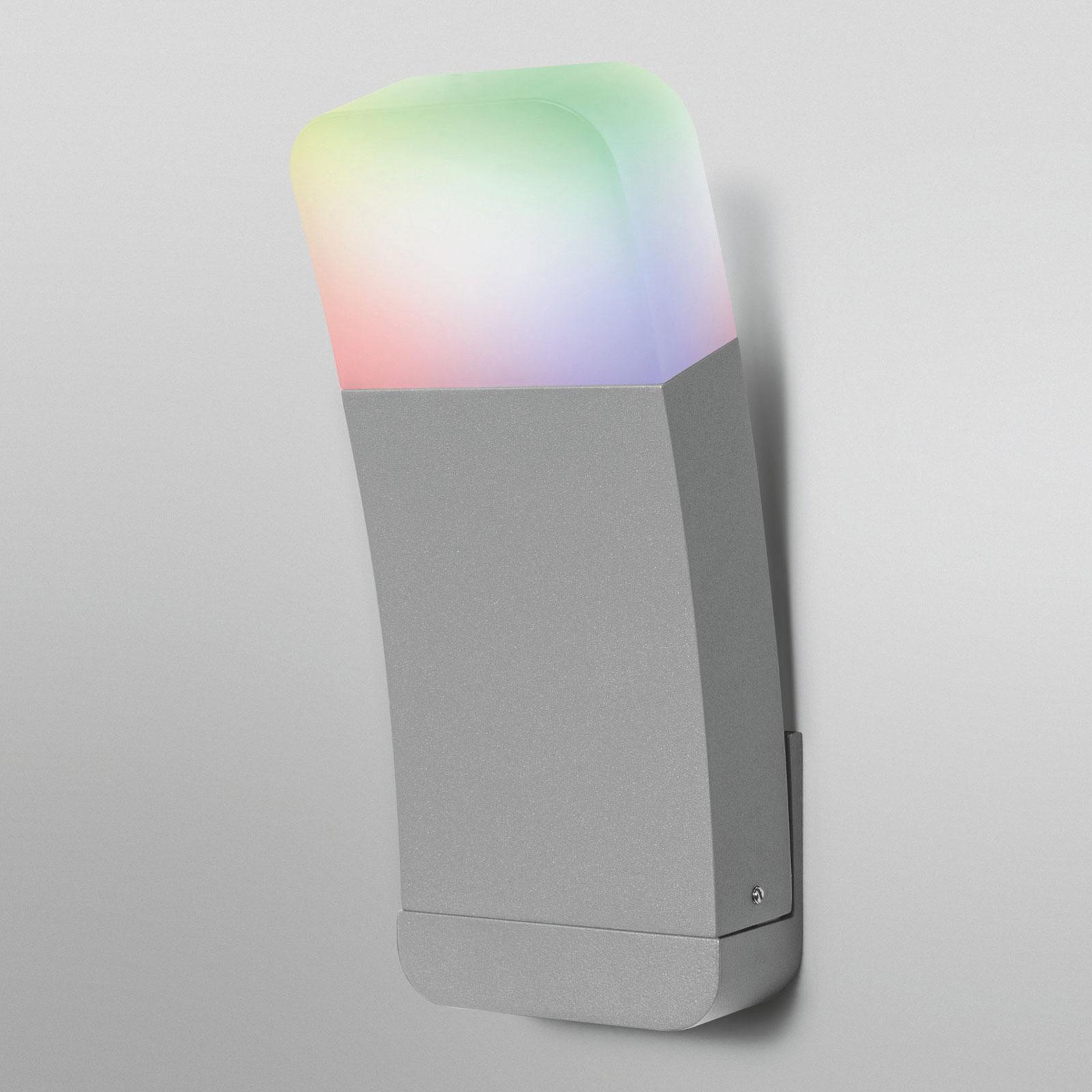 LEDVANCE SMART+ WiFi Curve RGBW sølv