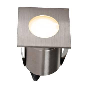 EVN P-LED Bodeneinbauleuchte aus Edelstahl