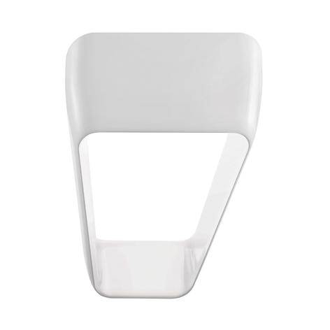 Kundalini Frame LED-Wandleuchte, weiß