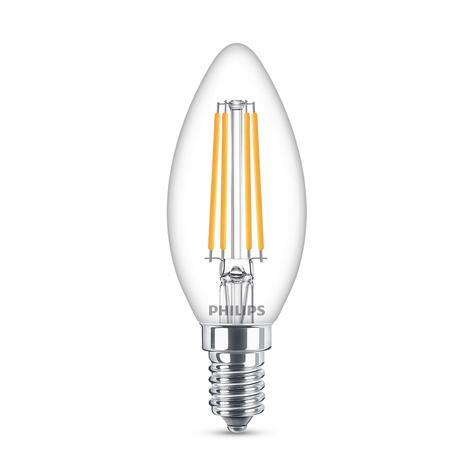 Philips Classic LED E14 B35 6,5W claro 4.000K