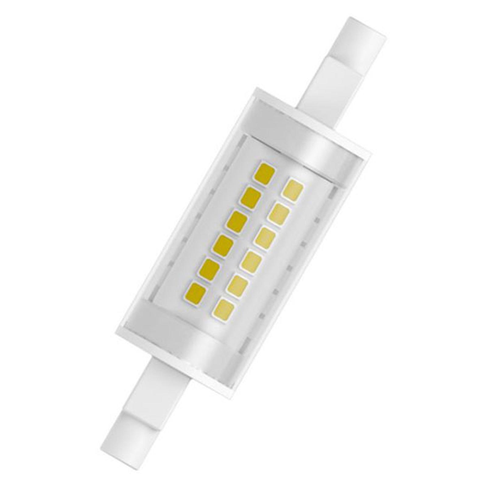 OSRAM LED-pære R7s 6W 2700K