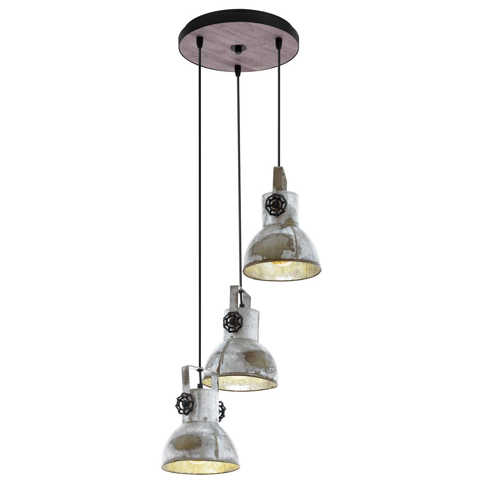 Hanglamp Barnstaple in industrie-design