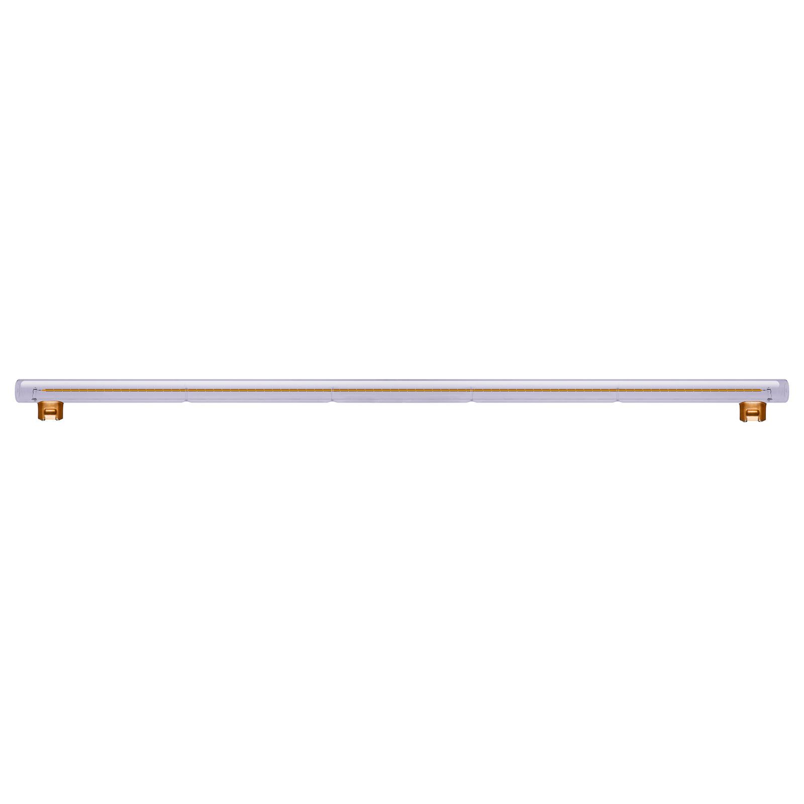 SEGULA żarówka liniowa LED S14s 13W 100cm smoke