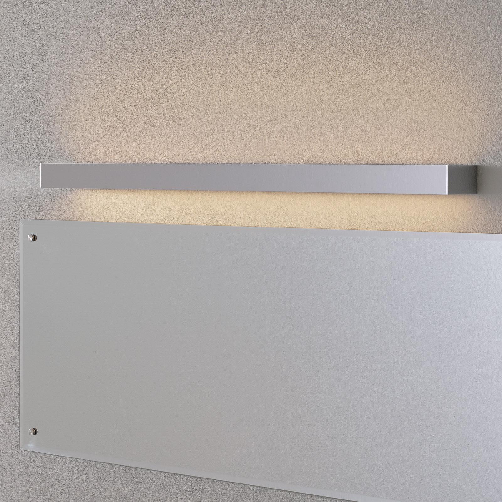 Helestra Theia luce per specchio a LED cromo, 90cm
