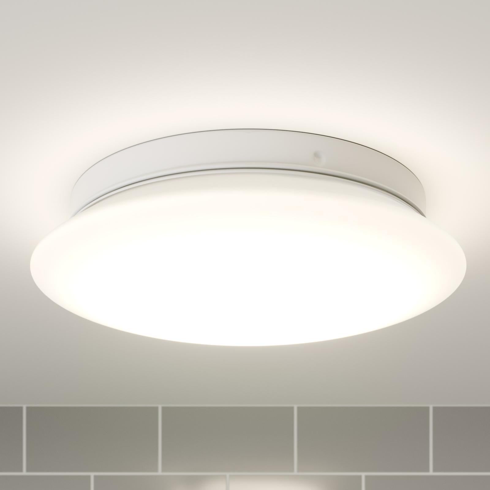 Arcchio Solomia LED-taklampe, IP44, 4000K