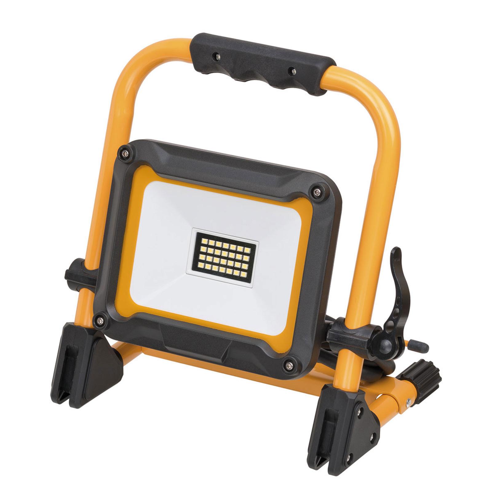 LED-Bauscheinwerfer Jaro, mobil, IP65 20W
