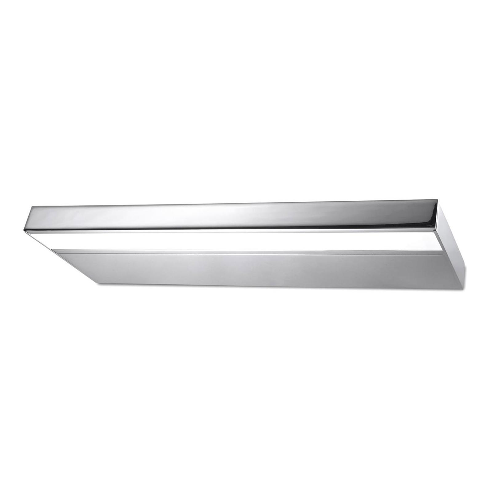 Applique salle de bain LED Prim IP20 60cm, chromé