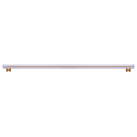 SEGULA LED-Linienlampe S14s 13W 2.000K 100cm smoke