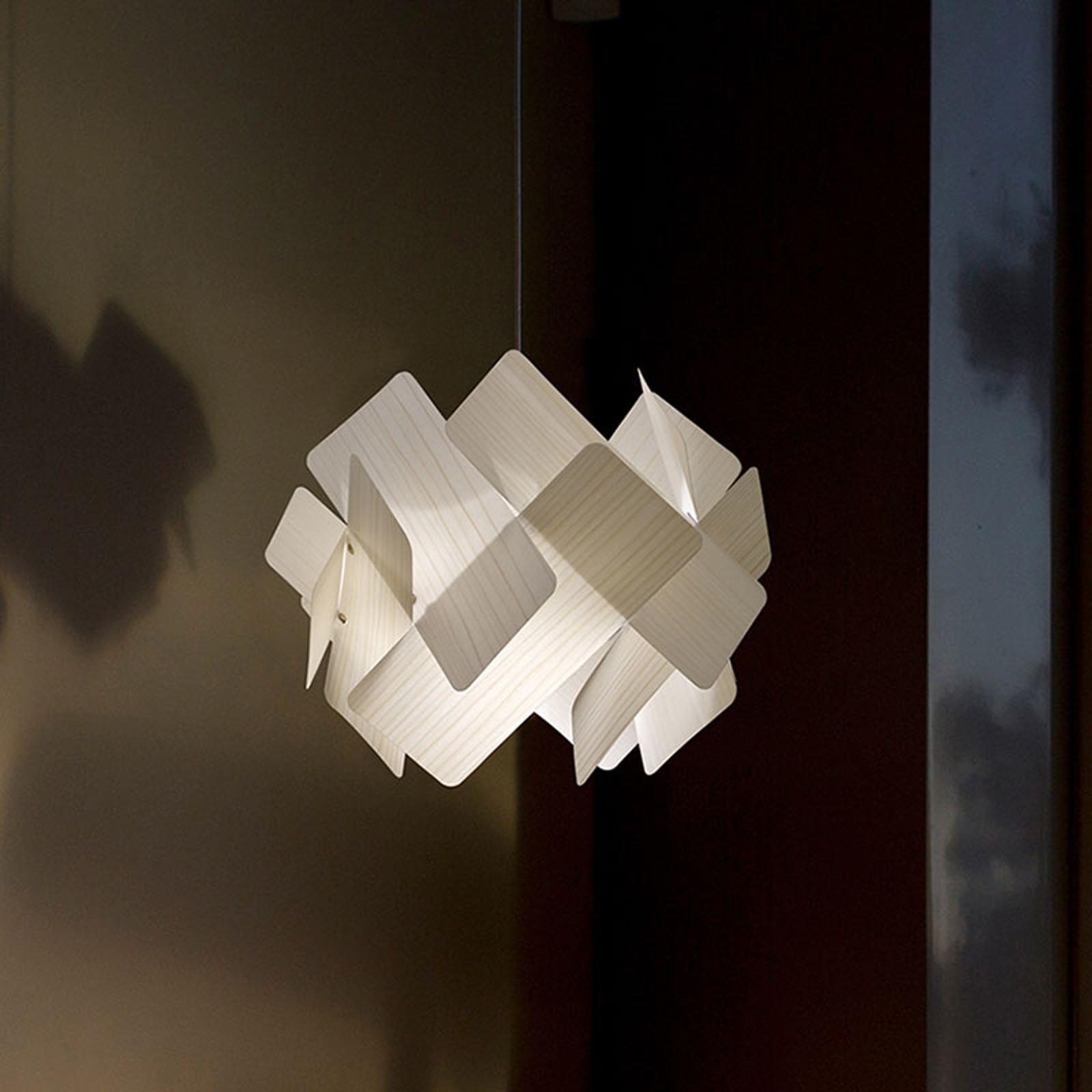 LZF Escape hanglamp, Ø 56 cm, ivoor