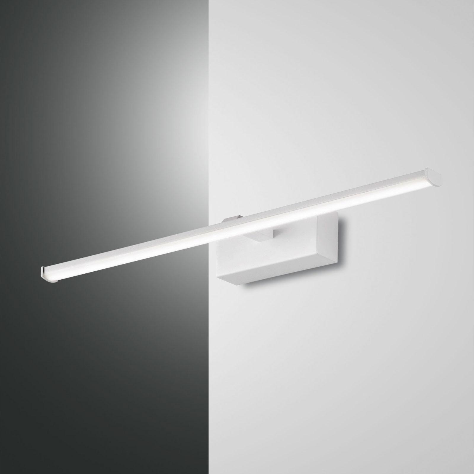 LED-Wandleuchte Nala, weiß, Breite 50 cm