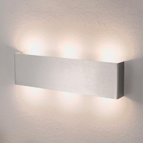 Rechteckige LED-Wandleuchte Maja 38 cm
