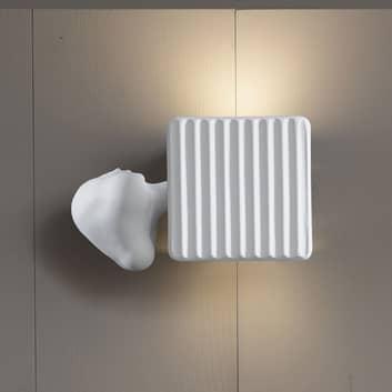 Karman Binarell -design-seinävalaisin, pää